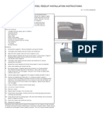 M11_9 - Feedlip Kit Installation Instructions