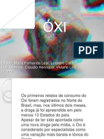 Slide sobre o ÓXI