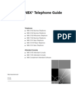 3com Phones User Guide