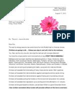2012-08-17 Letter to Rex Tillerson