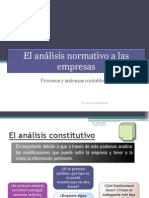 Analisis Laboral, Tributario y Contable