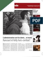 La Rotonde - édition du 12 janvier 2009