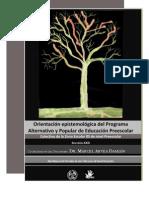 Orientación epistemológica del PAPEP. Autor