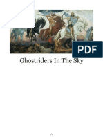 Ghostriders in the Sky