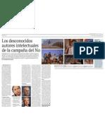 Los desconocidos autores intelectuales de la campaña del No - Cristóbal Florenzano