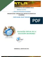 Educacion Virtual en la Educación Secundaria by Sillet
