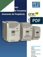 Weg - Manual Cfw-08