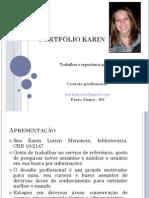 PORTFÓLIO KARIN