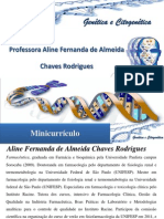 aula 1 Genética  e Citogenética 13_08_2012