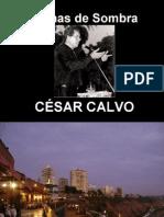 César Calvo - Hienas de Sombra - Poesía