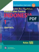 BAHASA INDONESIA KELAS 7