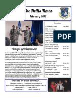 Nellis Squadron - Feb 2012