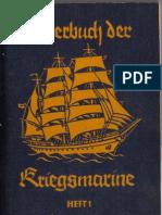 Liederbuch Der Kriegsmarine Heft 1 (1940, 33 Doppels., Scan, Fraktur)