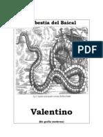 Valentino - La Bestia Del Baical