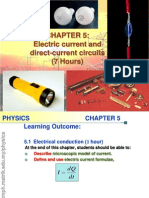 26770932 Matriculation Physics Electric Current and Direct Current Circuit