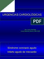 Urgencias cardiologicas