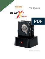 BlacX Duet - User Manual