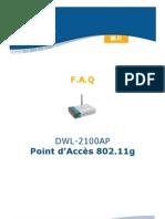 Faq Dwl-2100ap Fr