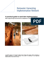 Sand Dam Manual FINAL