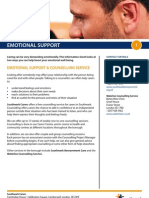 Emotional Support Factsheet Web