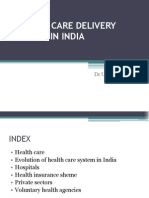 Health Care Delivery