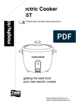 Electric Cooker D55T