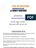 Trinity - Vertical HR Solutions