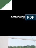 Nishiki 2012 Product Catalogue