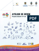Copii Parinti Educatori Atelier de Desen 0-4 Ani