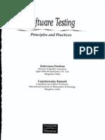 Software Testing Book By Srinivasan Desikan Ebook