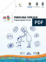 Psihologie Copii 0-2 Ani Parinti Educatori