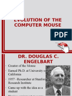 Evolution of Computer Mouse