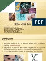genetica diapo proyecto