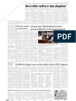 India Cables Reactions TH March 18 2011 News Page Full Page