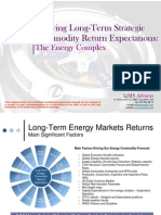 Deriving Long-Term Strategic Commodity Return Expectations