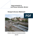 Cumberland Piazza Design & Access Statement