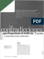 Contradicciones Toyota