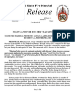2012-08-06 Statewide Fire Deaths Summary