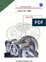AutoCad 2002 Modelarea Corpurilor in 3D