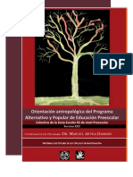 Orientación antropológica del PAPEP. Autor