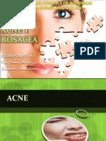 ACNE Y ROSACEA Presentación1