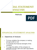 4. Financial Statement Analysis