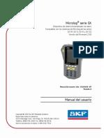 Manual de Usuario SKF