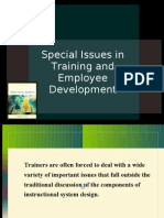 07. Training Issues Good Ppt Inc Diversity
