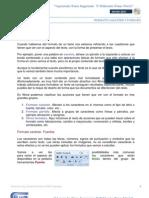 Unidad 05-Word 2007-Formato Caracter y Parrafo-I-II