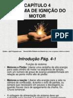 Cap 4 - SISTEMA DE IGNIÇÃO E ELÉTRICO DO MOTOR