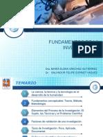 FUNDAMENTOS DE LA INVESTIGACIÓN