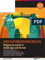 VisionMobile Cross-Platform Developer Tools 2012 v01-1