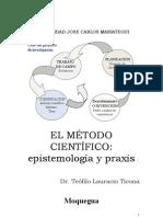 El Metodo Cientifico Epistemologia y Praxis