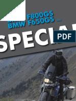 BMW F800 F650 GS - Touratech Catalog